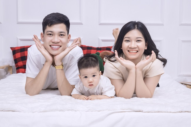 chup anh gia dinh